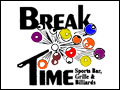 Break Time Grille & Ten Pin Alley Wilmington Restaurants