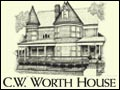 C.W. Worth House Bed and Breakfast Wilmington Wedding Planning