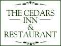 The Cedars Inn and Restaurant Beaufort Restaurants