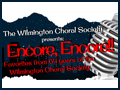 Wilmington Choral Society Wilmington Events