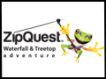 ZipQuest - WaterFall & TreeTop Adventure Wilmington Daytrips