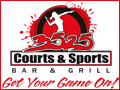 Courts and Sports Bar and Grill Wilmington Nightlife