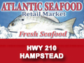 Atlantic Seafood Market Hampstead Shops