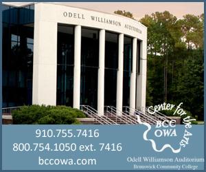 Brunswick Community College Odell Williamson Auditorium