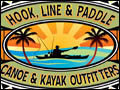 Hook, Line & Paddle Kayaks, Paddleboards, and Canoes