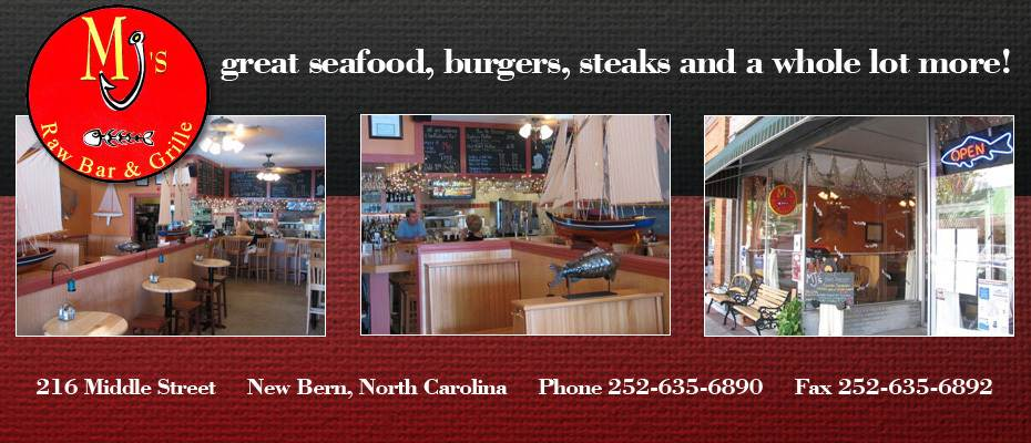 MJ's Raw Bar & Grille